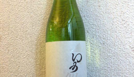 竹葉 いか純米(石川県・数馬酒造)